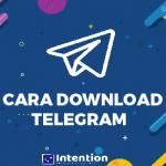Cara Download Telegram